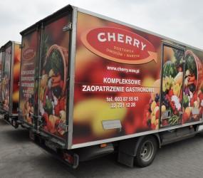 CHERRY Dostawca Owoców i Warzyw